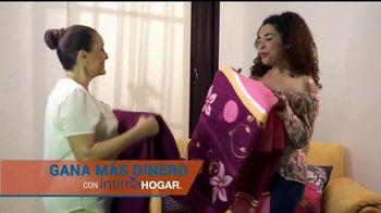 Íntima Hogar TV Spot, 'Trabajar sin dejar a la familia' [Spanish]