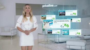 Priceline.com Express Deals TV Spot, 'Notifications' Featuring Kaley Cuoco - Thumbnail 2