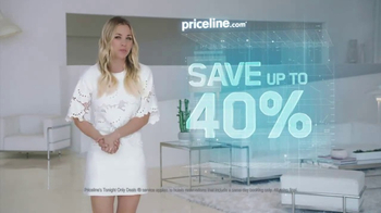 Priceline.com Express Deals TV Spot, 'Notifications' Featuring Kaley Cuoco - Thumbnail 3