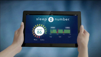 Ultimate Sleep Number Event TV Spot, '90% of Couples' - Thumbnail 5
