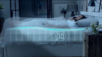 Ultimate Sleep Number Event TV Spot, '90% of Couples' - Thumbnail 7