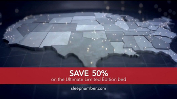 Ultimate Sleep Number Event TV Spot, '90% of Couples' - Thumbnail 9
