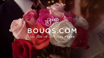 The Bouqs Company TV Spot, 'Simple Moments' - Thumbnail 9