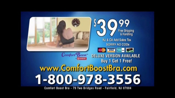 Comfort Boost Bra TV Spot, 'Lift, Support, Posture' - Thumbnail 9