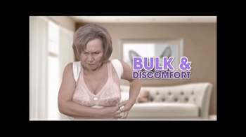 Comfort Boost Bra TV Spot, 'Lift, Support, Posture' - Thumbnail 1