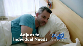 My Pillow Premium TV Spot, 'Tossing and Turning' - Thumbnail 3