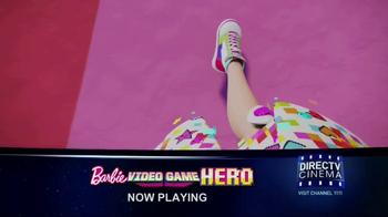 DIRECTV Cinema TV Spot, 'Barbie Video Game Hero' - Thumbnail 3