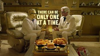 KFC TV Super Bowl 2017 Teaser, 'Rock, Paper, Scissors' Featuring Billy Zane - Thumbnail 9
