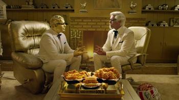 KFC TV Super Bowl 2017 Teaser, 'Rock, Paper, Scissors' Featuring Billy Zane - Thumbnail 6
