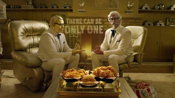 KFC TV Super Bowl 2017 Teaser, 'Rock, Paper, Scissors' Featuring Billy Zane - Thumbnail 8