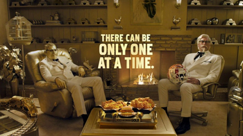 KFC Super Bowl 2017 Teaser, 'Real Colonel' Featuring Billy Zane, Rob Riggle - Thumbnail 8