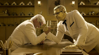 KFC Super Bowl 2017 Teaser, 'Arm Wrestling' Feat. Billy Zane, Rob Riggle - Thumbnail 9