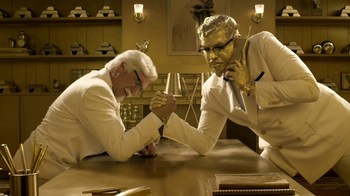 KFC Super Bowl 2017 Teaser, 'Arm Wrestling' Feat. Billy Zane, Rob Riggle - Thumbnail 1