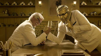 KFC Super Bowl 2017 Teaser, 'Arm Wrestling' Feat. Billy Zane, Rob Riggle - Thumbnail 2