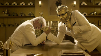 KFC Super Bowl 2017 Teaser, 'Arm Wrestling' Feat. Billy Zane, Rob Riggle - Thumbnail 3