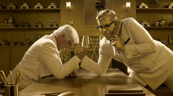 KFC Super Bowl 2017 Teaser, 'Arm Wrestling' Feat. Billy Zane, Rob Riggle - Thumbnail 4