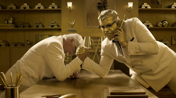 KFC Super Bowl 2017 Teaser, 'Arm Wrestling' Feat. Billy Zane, Rob Riggle - Thumbnail 5