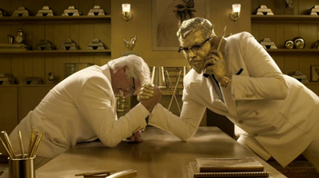 KFC Super Bowl 2017 Teaser, 'Arm Wrestling' Feat. Billy Zane, Rob Riggle - Thumbnail 6