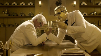 KFC Super Bowl 2017 Teaser, 'Arm Wrestling' Feat. Billy Zane, Rob Riggle - Thumbnail 8