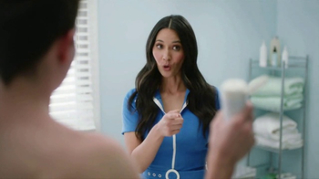 Proactiv Super Bowl 2017 TV Spot, 'Towel Drop' Featuring Olivia Munn - Thumbnail 5