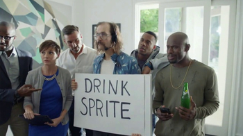 Sprite TV Spot, 'LeBron James Eats Tacos With His Friends & Drinks Sprite' - Thumbnail 4