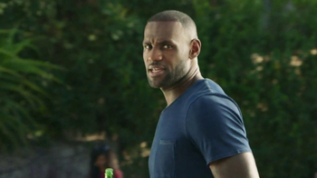 Sprite TV Spot, 'LeBron James Eats Tacos With His Friends & Drinks Sprite' - Thumbnail 5