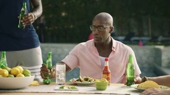 Sprite TV Spot, 'LeBron James Eats Tacos With His Friends & Drinks Sprite' - Thumbnail 6