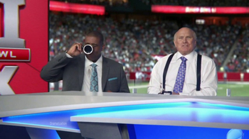 Tide Super Bowl 2017 TV Spot, 'FOX: Bradshaw Stain Part Two' - Thumbnail 2