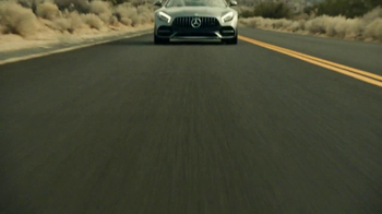 Mercedes-AMG Super Bowl 2017 TV Spot, 'Easy Driver' Featuring Peter Fonda [T1] - Thumbnail 7