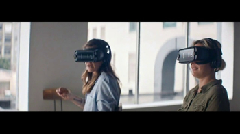 Samsung Gear VR Super Bowl 2017 TV Spot, 'FOX: Feel