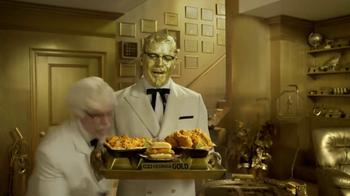 KFC Super Bowl 2017 TV Spot, 'Colonel vs. Colonel' Featuring Billy Zane - Thumbnail 9