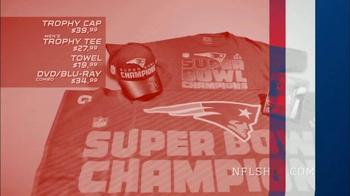 NFL Shop Trophy Collection Super Bowl 2017 TV Spot, 'Relive the Glory' - Thumbnail 10