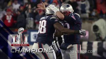NFL Shop Trophy Collection Super Bowl 2017 TV Spot, 'Relive the Glory' - Thumbnail 2