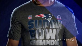NFL Shop Trophy Collection Super Bowl 2017 TV Spot, 'Relive the Glory' - Thumbnail 9