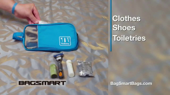 Bagsmart TV Spot, 'Modular Packing System' - 7 commercial airings