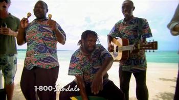 Sandals Resorts TV Spot, 'Jamaican Philosophy' - Thumbnail 1