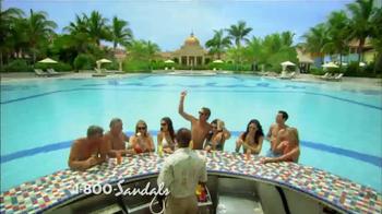 Sandals Resorts TV Spot, 'Jamaican Philosophy' - Thumbnail 2