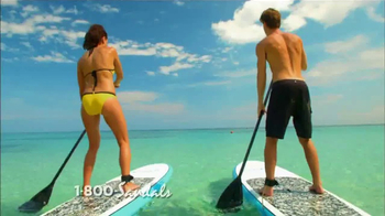 Sandals Resorts TV Spot, 'Jamaican Philosophy' - Thumbnail 3