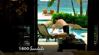 Sandals Resorts TV Spot, 'Jamaican Philosophy' - Thumbnail 4
