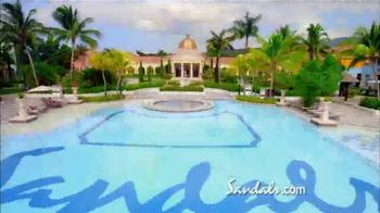 Sandals Resorts TV Spot, 'Jamaican Philosophy' - Thumbnail 7