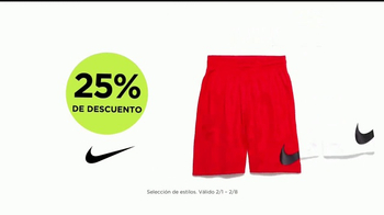 JCPenney Venta Más por Tus Penneys TV Spot, 'Nike para la familia'[Spanish] - Thumbnail 5