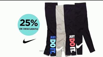 JCPenney Venta Más por Tus Penneys TV Spot, 'Nike para la familia'[Spanish] - Thumbnail 6
