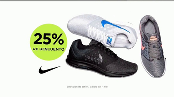 JCPenney Venta Más por Tus Penneys TV Spot, 'Nike para la familia'[Spanish] - Thumbnail 7
