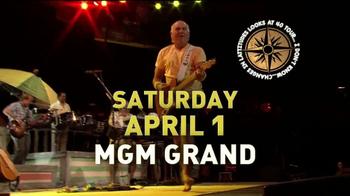 American Express Concert Series TV Spot, 'Jimmy Buffet: MGM Grand' - Thumbnail 4