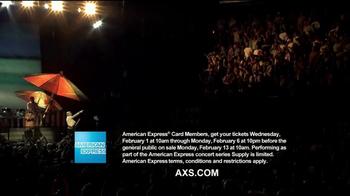 American Express Concert Series TV Spot, 'Jimmy Buffet: MGM Grand' - Thumbnail 5