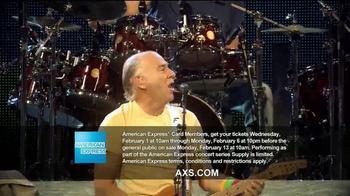 American Express Concert Series TV Spot, 'Jimmy Buffet: MGM Grand' - Thumbnail 6