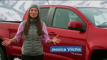 Chevrolet TV Spot, 'NBC 4: Chevy Colorado' Featuring Jessica Vilchis [T2] - Thumbnail 1