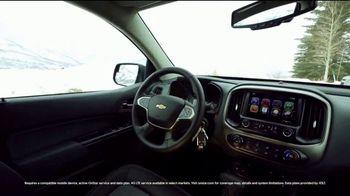 Chevrolet TV Spot, 'NBC 4: Chevy Colorado' Featuring Jessica Vilchis [T2] - Thumbnail 5