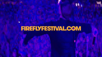 2017 Firefly Music Festival TV Spot, 'Fuse: 2017 Lineup' - Thumbnail 7
