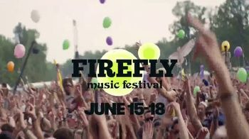 2017 Firefly Music Festival TV Spot, 'Fuse: 2017 Lineup' - 258 commercial airings